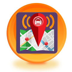 Overt Vehicle Tracking For Theft Monitoring in Derbyshire